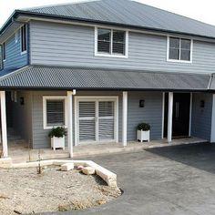 Cladding goals from @curtisroaddreamhouse #australianarchitecture #architecture #exterior #exteriordesign #scyonwalls