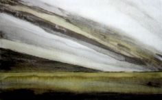 Nz Art, Landscape Paintings, Landscapes, Artist Painting, Printmaking, Contemporary Art, Watercolor, Abstract, Painters