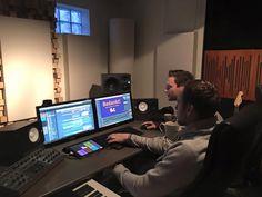 Yes! Samen met by RAVEN werken we aan nieuwe muziek voor de bioscoop commercial van Bio Vakantieoord.