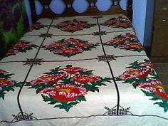 Bed Sheets, Needlework, Projects To Try, Quilts, Blanket, Cross Stitch Bird, Cross Stitch Love, Sewing Room Decor, Bed Linens