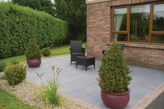 Need Some ideas or a little inspiration to kick start your project? A patio, path or a new outside room area? Outside Room, The Outsiders, Garden Ideas, Gallery, Outdoor Decor, Projects, Inspiration, Flags, Gardens