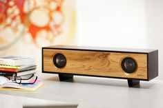 SYMBOL Audio Design A Tabletop Speaker