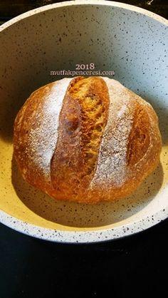 Ekşi Mayalı Pagnotta Ekmeği | Mutfak Penceresi