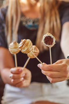 Csokis habcsókos popcake | Street Kitchen