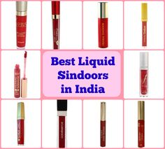 "10 Best Liquid Sindoors in India Hello Beautiful, Today's post is specially dedicated to the ""Married Indian Women"" who love to flaunt their marital status"