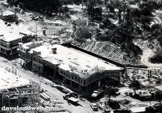 Davelandblog: Disneyland Construction Series: Main Street U.S.A.