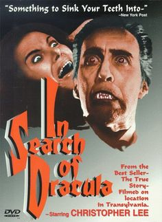 ' In search of Dracula '