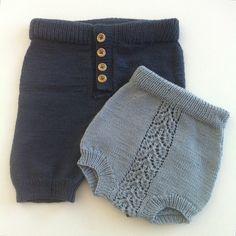 Til liten og til stor! #strikk #strikking #babystrikk #babyknit #sandnesgarn #knitting