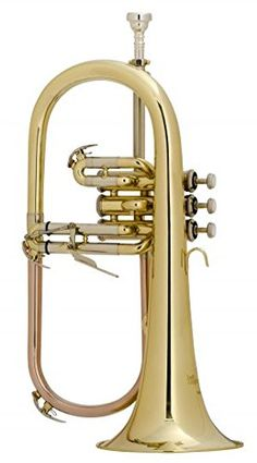 Bach FH600 Aristocrat Series Bb Flugelhorn FH600 Lacquer * You can get more details by clicking on the image.
