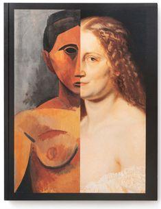 Úvodní stránka | Studio Najbrt Picasso Portraits, Mans World, Grey Walls, Art Director, Mona Lisa, Graphic Design, Gallery, Artwork, Artist