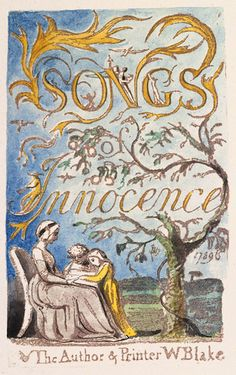 Songs of Innocence and of Experience, copy B, 1789, 1794 (British Museum): electronic edition