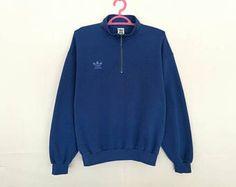 Y Adidas Mejores De 86 Jackets El Imágenes Vintage Zippers Trajin 6nPWBq8w