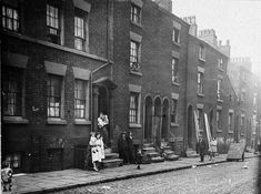 Circus Street Everton dating back to May 1927