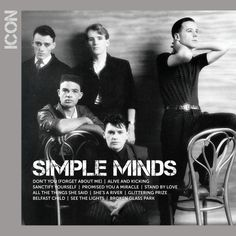 Simple Minds - Icon
