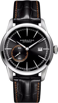 Hamilton Watch American Classic Timeless Classic Rail Road S #bezel-fixed…