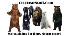 CoolBearStuff.com and BearStore.US (8 Bears Forever)