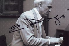 The King Karl I of Romania Autograph Museum: Eugen Doga