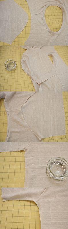 Sewing sleeves...  megan nielsen design diary: Briar Sewalong: sleeves & seams