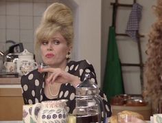 """Most importantly: You know the power of good bitchface. 