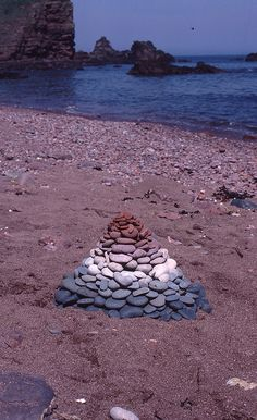 Les oeuvres dans la nature dAndy Goldsworthy land art Andy Goldsworthy 07 photo bonus art