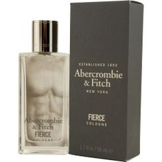 Abercrombie & Fitch Fierce By Abercrombie & Fitch Cologne Spray For Men