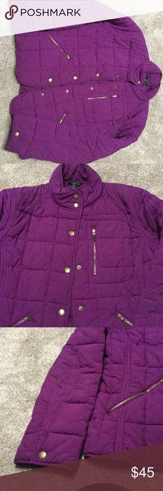 Selling this Ralph Lauren jacket on Poshmark! My username is: hennessy50. #shopmycloset #poshmark #fashion #shopping #style #forsale #Lauren Ralph Lauren #Jackets & Blazers