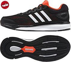 Adidas Schuhe Orange Schwarz