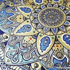 www.meditacionartistica.com Talleres de mandalas y Doodle Art. #mandala2017 #mandala #mandalasenmalaga #tallerdemandalas #quierohacermandalas #mandalascolor #zendala #aprendermandalas #instaart #madamebizarre #meditacionartistica