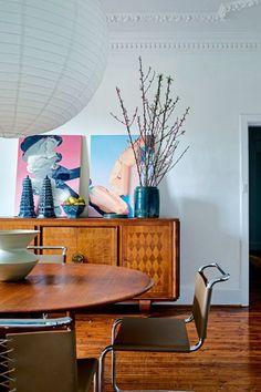 House tour: inside Gillian Khaw's light-filled Sydney apartment - Vogue Living