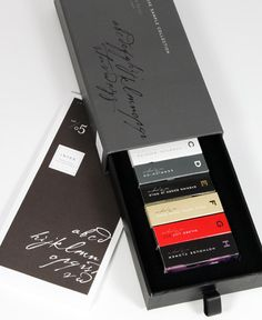 Ineke * Perfumer * San Francisco :: Modern, Artisanal Fragrances :: Deluxe sample collection version 2 eau de parfum
