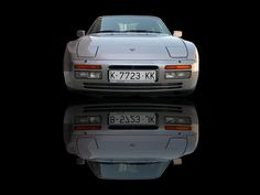 Porsche 944 Turbo Cup Silverrose