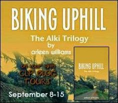 Jersey Girl Book Reviews: Biking Uphill by Arleen Williams (Author Guest Pos...