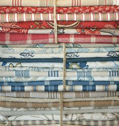 The French General collection is one of rustic, lived in simplicity, filled with beautiful natural textiles that seem as if they have gently faded to blend in w