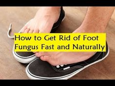 The Fungus Terminator System Program - How to Get Rid of Foot Fungus Fast and Naturally