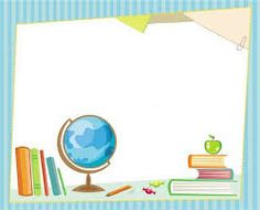 Resultado de imagen para borders and frames for school