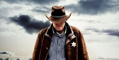 """Walt Longmire (Robert Taylor) stars as sheriff on """"Longmire."""" """"The first warrior looked out on the land that was his Home. He saw the hills and the stars, ..."""