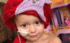 mundo - Enfermeira cria perucas de princesa para crianças com cancro | VIP.pt