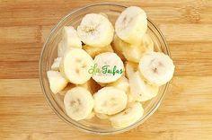 ÎNGHEȚATĂ de post cu BANANE Honeydew, Parfait, Ethnic Recipes, Desserts, Food, Banana, Deserts, Dessert, Meals