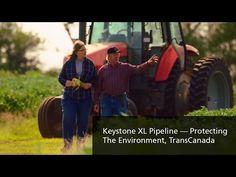 Keystone XL Pipeline — Protecting The Environment — TransCanada - YouTube