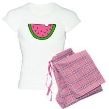 Colorful Watermelon' pajamas