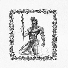 "Facets of Lord Shiva illustration with Earth, Fire, Wind and Water. ""Facets of Lord Shiva"" is published by Design Pickings. Arte Shiva, Shiva Art, Shiva Shakti, Hindu Art, Om Tattoo Design, Leo Tattoo Designs, Lord Shiva Sketch, Shiva Lord Wallpapers, Shiva Tattoo"