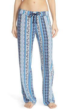 PJ Salvage Print Pajama Pants