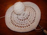 Velký anděl Crochet Angels, Crochet Hats, Rugs, Decor, Patterns, Google, Crochet Curtains, Christening, Knitting Hats