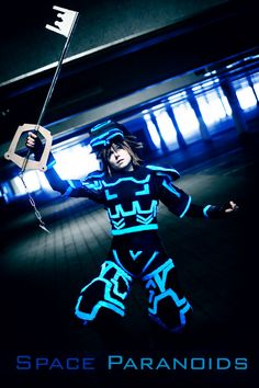 KH2 Sora - Space Paranoids by =RoteMamba on deviantART #cosplay