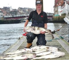 cod fishing on sea otter 2 Sea Fishing, Fishing Boats, Sea Angling, Cod Fish, Sea Otter, Otters, Gallery, Cod, Otter