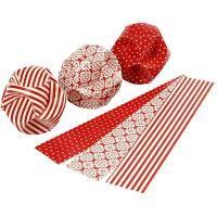 Click ornaments, 5 cm, 9 set