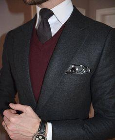 Awesome Outfit Mens Fashion Classic Ideas - Men's style, accessories, mens fashion trends 2020 Mens Fashion Blazer, Best Mens Fashion, Suit Fashion, Classic Fashion, Fashion Photo, Fashion Shirts, Fashion 2018, Retro Fashion, Style Fashion
