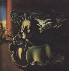 The Dream, 1931 Salvador Dali