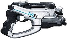 Resultado de imagen para mass effect armas