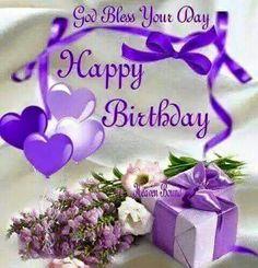 Alles Gute zum Geburtstag und nur das allerbeste für dich :-D